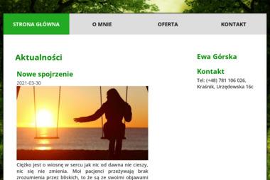 Gabinet prywatny psychoterapeutyczny - Psycholog Kraśnik