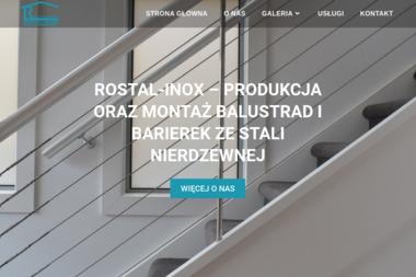 Rostal-inox - Balustrady Balkonowe Narty