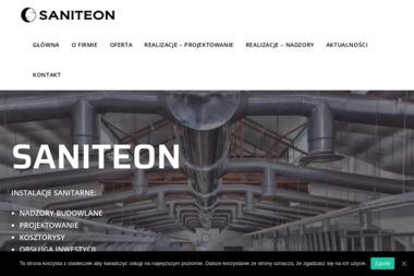 Saniteon - Projekty Instalacji Sanitarnych Bydgoszcz