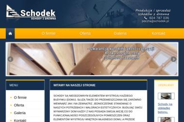 Schodek - Schody Modułowe Konin