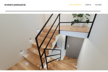 Schody drewniane Maciej Jaskułecki - Schody Wewnętrzne Nekla