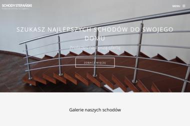 Schody Stefański - Schody Jesionowe Dąbrowa Górnicza