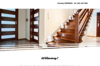 DERWEN - Schody Spiralne Konin