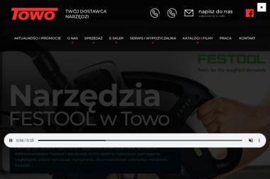 P.H.U TOWO - Naprawa Urządzeń Elektrycznych Elbląg
