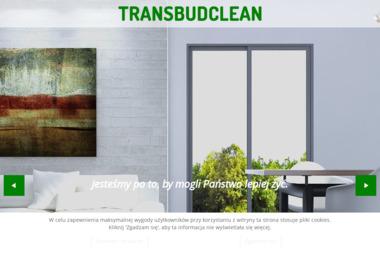 TransBudClean - Nowoczesne Elewacje Domów Wołów