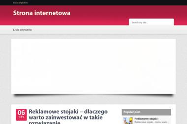 Salon Fabryczny UNITECH - Okna aluminiowe Żary