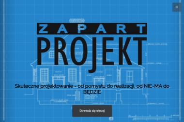ZAPART-PROJEKT - Projekty Instalacji Sanitarnych Kraków