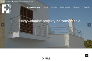 POL-INOX - Balustrady nierdzewne Krasnystaw
