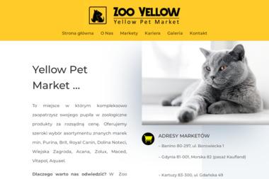 Zoo Yellow - Zoologiczne Banino