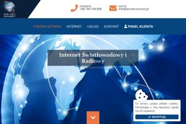 Air-Net Connect - Internet Czarna Góra