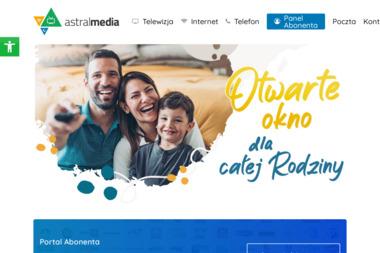 Astral Media - Internet Łódź