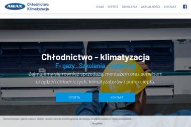 AWAX Sp.z oo - Klimatyzacja Samochodowa Szczecinek