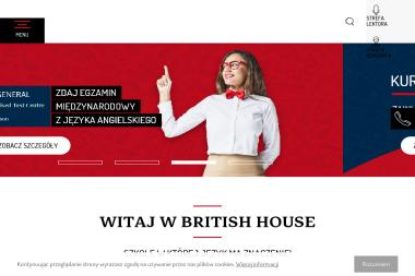 British House - Nauczyciel Angielskiego Mława