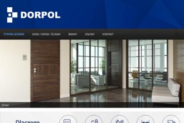 DORPOL - Sprzedaż Okien Aluminiowych Mogilno
