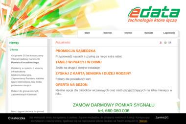 EData S.C. - Internet Koszalin