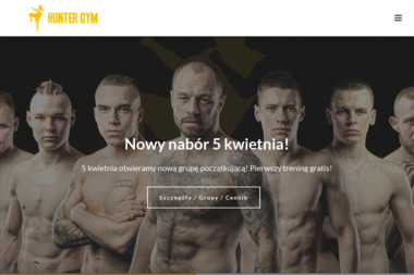 Hunter Gym - Sporty walki, treningi Bydgoszcz