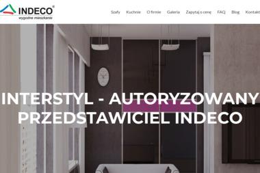 Inter-Styl Indeco Kraków - Meble Drewniane Kraków
