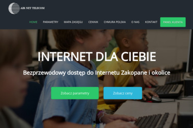 AIR NET TELECOM - Internet Zakopane