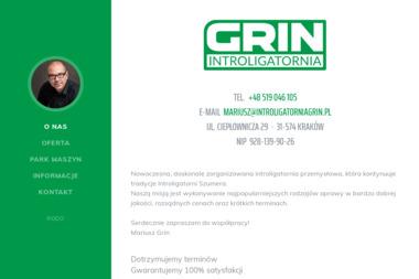 Introligatornia Grin - Kaszerowanie Kraków