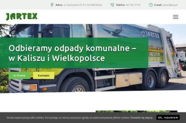 FUH JARTEX - Wywóz Gruzu Kalisz