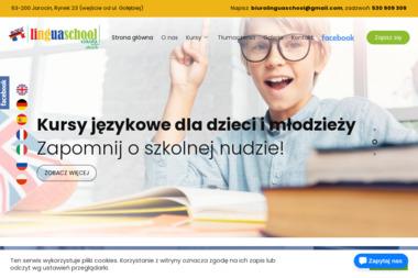 Szkoła Języków Obcych LINGUA SCHOOL - Kursy Języków Obcych Jarocin
