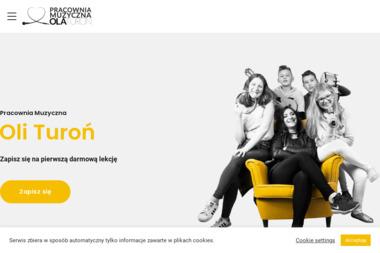 Pracownia Muzyczna Ola Turoń - Prywatna Szkoła Muzyczna Oleśnica