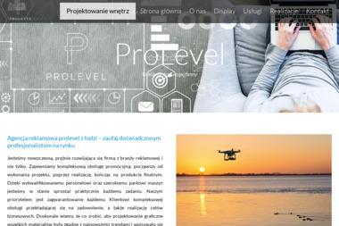 Prolevel - Linki sponsorowane, banery Łódź