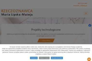 Projekty technologiczne - Maria Lipska-Mateja Rzeczoznawca - Firma audytorska Siedlce