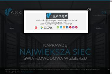 Skomur - Internet Łódź