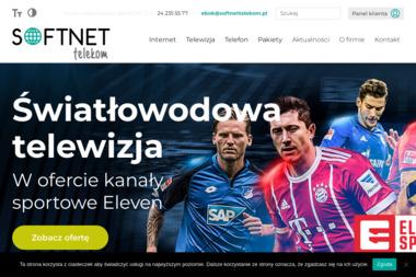 SOFTNET - Internet Gostynin
