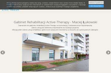 Active-Therapy - Rehabilitant Bia艂ystok