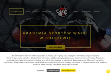 """Akademia Sportów Walki i Fitness  """"Free Fight"""" - Trener personalny Bolszewo"""