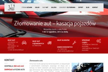 Skup aut Inowrocław - Samochody osobowe używane Inowrocław