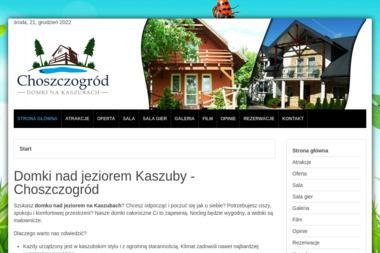 RAFAŁ CHOSZCZ Przedsiębiorstwo Produkcyjno Handlowo- Usługowe - Agroturystyka Sierakowice