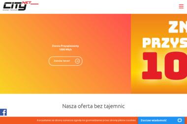 CITYNET Sp. z o.o. - Internet Łódź