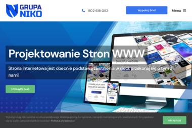 Grupa NIKO Sp. z o.o. - Pozycjonowanie stron Kraków