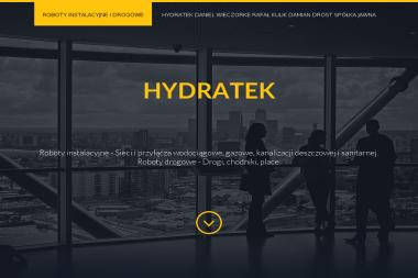 Hydratek Daniel Wieczorke Rafał Kulik Damian Drost Spółka jawna - Instalacje sanitarne Gliwice