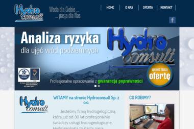Hydroconsult Sp. z o.o. - Geolog Poznań