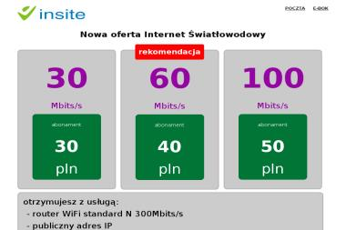 NSITE Sp. z o.o. - Internet Łódź