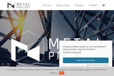Biuro Projektów Metal Projekt - Firmy inżynieryjne Kraków