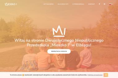"""Dwujęzyczne Niepubliczne Przedszkole """"Mieszko I"""" - Przedszkole Elbląg"""