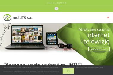 MultiTK s.c. - Internet Ostrzeszów