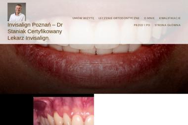 Bartosz Staniak - Prywatne kliniki Poznań