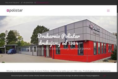 Polistar - Laminowanie Łódź