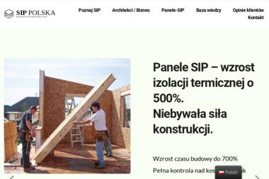 SIP-Poland - Materiały Budowlane Łomża