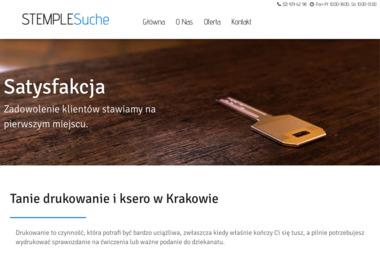 StempleSuche - Introligator Kraków
