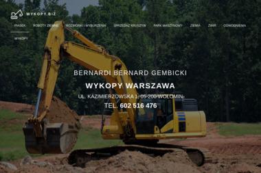 Bernardi - Fundament Wołomin
