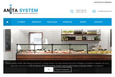 """F.H.U """"ANITA SYSTEM"""" - Gastronomia Waleńczów"""