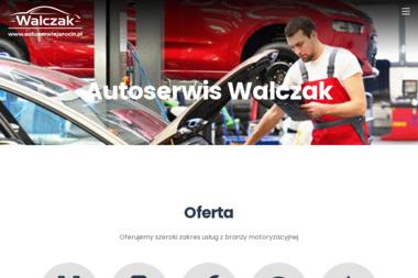 Auto Serwis Walczak - Wypożyczalnia samochodów Jarocin