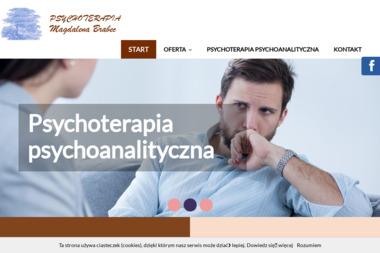 Psychoterapia psychoanalityczna Magdalena Brabec - Terapia Uzależnień Bydgoszcz